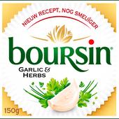 Boursin Knoflook en fijne kruiden