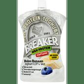 Melkunie Breaker high protein bosbes banaan