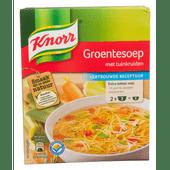 Knorr Groentesoep met tuinkruiden duopak
