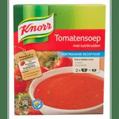 Knorr Tomatensoep met tuinkruiden duopak