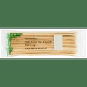 Vanka Satéstokjes bamboe 18 cm