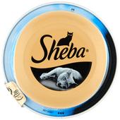 Sheba Tonijn en oceaanvis saus luxe menu