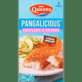 Queens Pangalicious knoflook kruiden