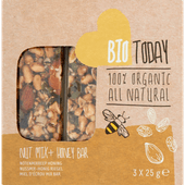 BioToday Notenmixreep honing