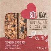 BioToday Cranberry-almond bar