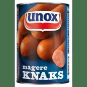 Unox Knakworsten mager