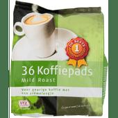 1 de Beste Koffiepads mild