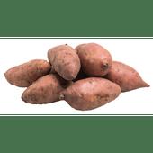Zoete aardappelen los