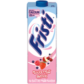 Fristi Drinkyoghurt rood fruit