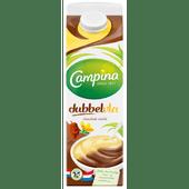 Campina Dubbelvla chocolade vanille