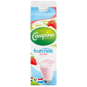 Campina Fruitmelk aardbei