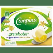 Campina Botergoud grasboter ongezouten wikkel