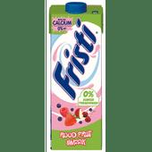 Fristi Drinkyoghurt rood fruit (zonder suiker)