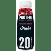 Melkunie Protein shake aardbei-framboos