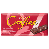 Confina Chocoladereep puur