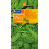 Bio+ Bladspinazie deelblokjes