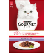 Gourmet Mon petit rund-kalf-lam 6 stuks