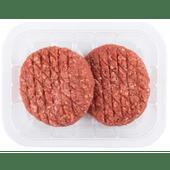 Magere runderhamburgers 2 stuks