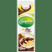 Campina Dubbelvlaflip chocolade vanille