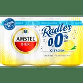 Amstel Radler alcoholvrij 0% gekoeld
