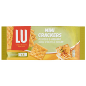 Lu Minicrackers olijf & oregano