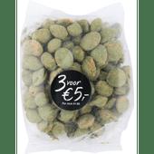 Wasabi pinda groen