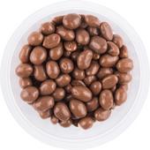 Chocolade pinda's melk groot