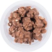 Chocolade pindarotsjes melk