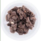 Chocolade pindarotsjes puur