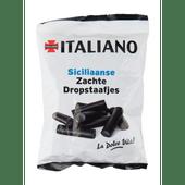 Italiano Zachte dropstaafjes