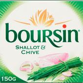 Boursin Sjalot bieslook