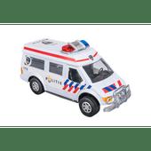 Hulpdiensten auto