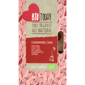 Bio Today Thee organic biologisch charming chai