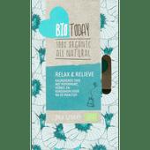 Bio Today Thee organic biologisch relax & relieve