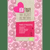 Bio Today Thee organic biologisch pure & peaceful