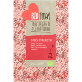 Bio Today Thee organic biologisch spicy strength