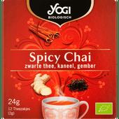 Yogi Tea Biologisch spicy chai