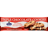 Merba Triple chocolate cookies