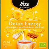 Yogi Tea Biologisch detox energy