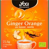 Yogi Tea Biologisch ginger orange