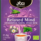 Yogi Tea Biologisch relaxed mind