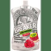 Melkunie Breaker high protein framboos-granaatappel