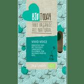 Bio Today Thee organic biologisch vivid voice