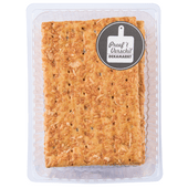 Proef 't Verschil Kaas crackers ambachtelijk 8 stuks