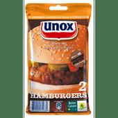 Unox Hamburgers