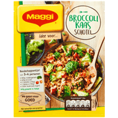 Maggi Dagschotel broccoli kaas