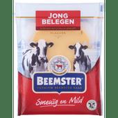 Beemster Jong belegen 48+ kaas plakken