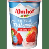 Almhof Halfvolle yoghurt aardbei
