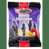 Matthijs Drop Brussels manneke