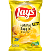 Lay's Chips patatje joppie